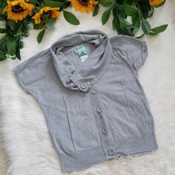 Aphorism Sweaters - AphOrism Shortsleeve Knit Top